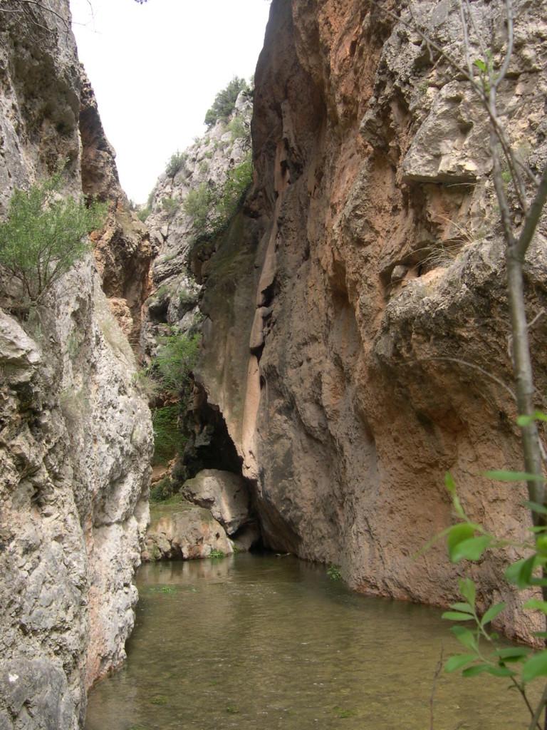 Estrechos del Rio Ebrón